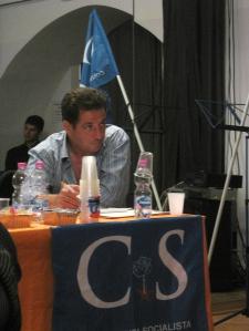 Convergenza Socialista socialismo sinistra partito socialista CS Nuovo Stato Sociale Giancarlo Amante