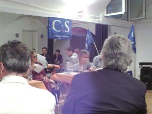 Convergenza Socialista socialismo sinistra partito socialista CS Nuovo Stato Sociale Pietro Spagnuolo