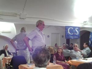 Convergenza Socialista socialismo sinistra partito socialista CS Nuovo Stato Sociale Rainero Schembri
