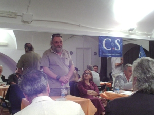 Convergenza Socialista socialismo sinistra partito socialista CS Nuovo Stato Sociale Francesco Favara
