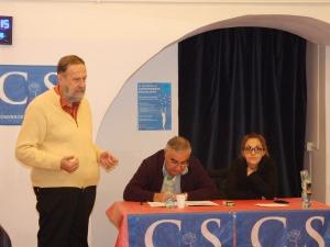 Convergenza Socialista socialismo sinistra partito socialista CS Nuovo Stato Sociale Filippo Russo