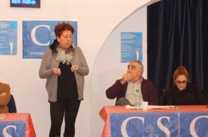 Convergenza Socialista socialismo sinistra partito socialista CS Nuovo Stato Sociale Armida Pratesi