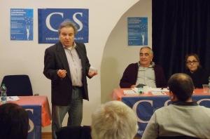 Convergenza Socialista socialismo sinistra partito socialista CS Nuovo Stato Sociale Lamberto Nanni