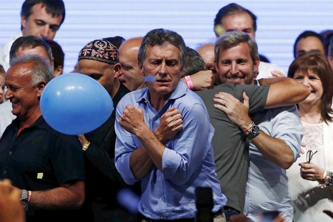 COSA COMPORTA LA SCONFITTA DELLA SINISTRA IN ARGENTINA?