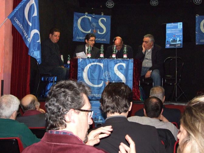 Convergenza Socialista socialismo sinistra partito socialista CS Nuovo Stato Sociale Manuel Santoro Paolo Bagnoli Pietro Spagnuolo Giancarlo Amante