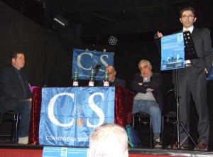 Convergenza Socialista socialismo sinistra partito socialista CS Nuovo Stato Sociale Manuel Santoro
