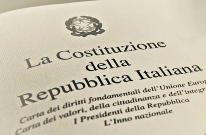 RIFLESSIONI SUL MODELLO DI DEMOCRAZIA PREVISTO DALL'ART. 49 DELLA COSTITUZIONE ITALIANA