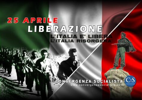 Convergenza Socialista socialismo sinistra partito socialista CS Nuovo Stato Sociale Liberazione