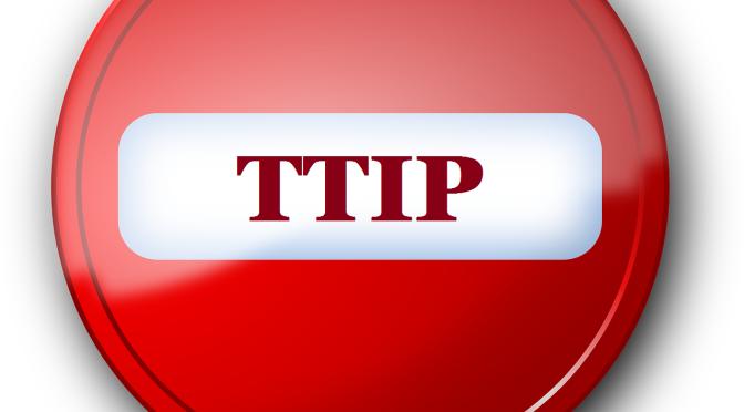 CS ADERISCE ALLA MANIFESTAZIONE NAZIONALE DEL 7 MAGGIO CONTRO IL TTIP