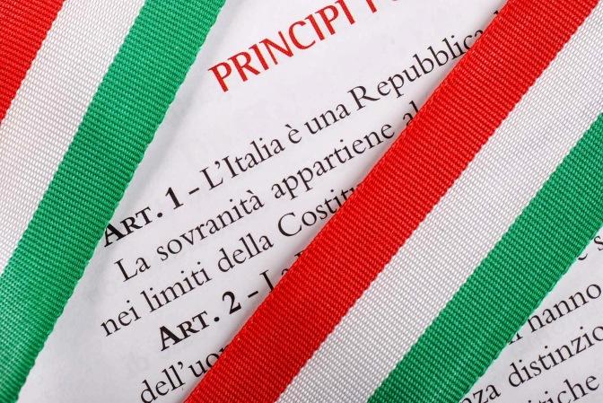 IPOCRISIA COSTITUZIONALE