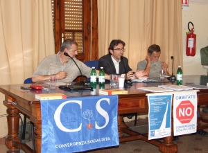 Pietrasanta, Marco Moriconi, Manuel Santoro, Filippo Russo