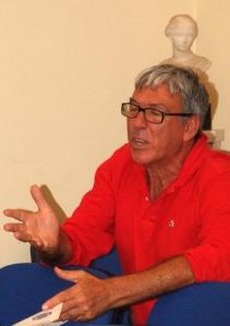 Convergenza Socialista, Moriconi, Pietrasanta, referendum