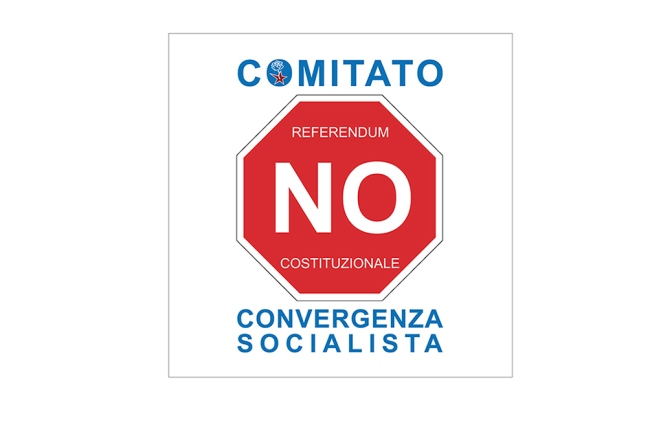 Referendum Costituzionale, Comitato per il NO di Convergenza Socialista