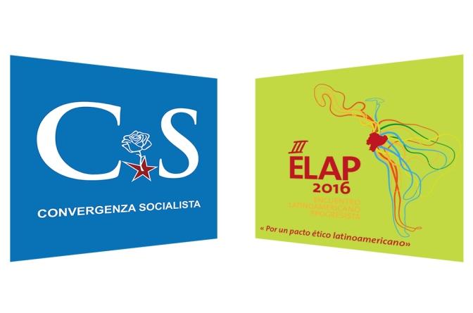 Convergenza Socialista ELAP Ecuador Incontro Latino-Americano Progressista