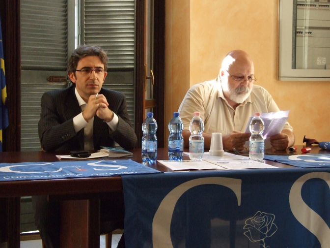 Giandiego Marigo, Manuel Santoro