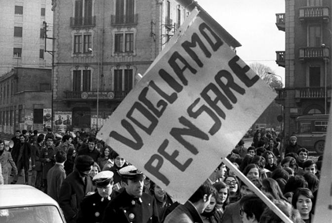 sessantotto Renzi Marigo contropiano socialismo