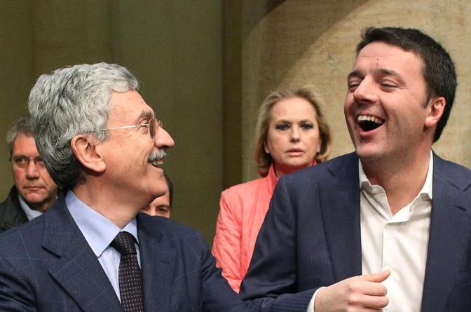 SCONTRI E RISCONTRI, MENTRE IL PAESE NEMMENO TANTO LENTAMENTE MUORE