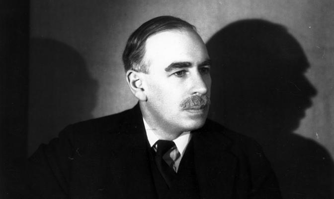 John Maynard Keynes socialismo capitalismo convergenza