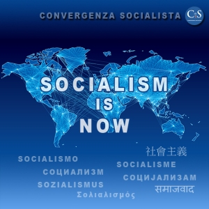 SOCIALISM IS NOW