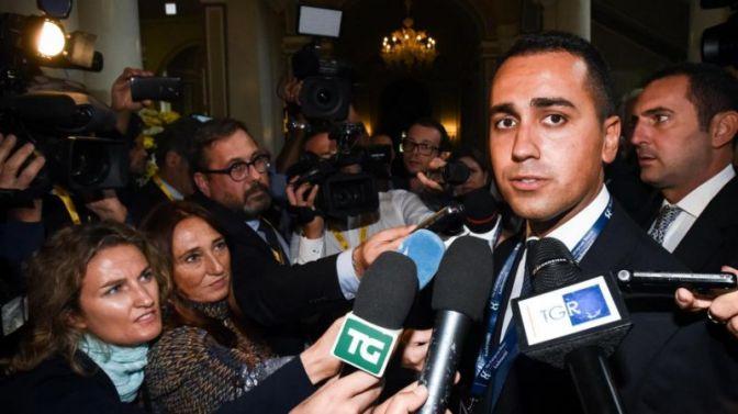 """POLITICA. SANTORO: DI MAIO E IL M5S SONO """"L'ULTIMA CURVA"""" PRIMA DEL BARATRO"""
