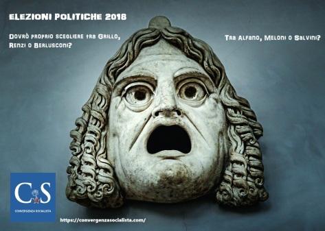 Socialismo vs Grillo, Renzi e Berlusconi