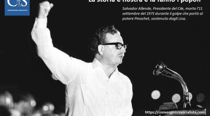 Cile. Santoro (CS): ricordiamo l'insegnamento di Salvador Allende