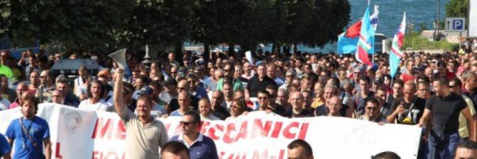 ILVA. SANTORO: LA PROPOSTA OSCENA DELL'AM INVESTCO SENZA ARTICOLO18 E ANZIANITA'