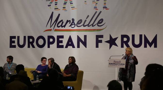 TOWARDS THE SECOND EUROPEAN FORUM OF THE PROGRESSIVE FORCES