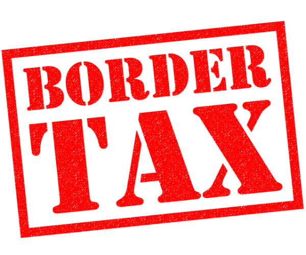Border Tax Gatti socialismo Trump