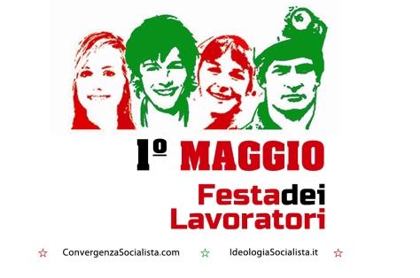 Festa 1 Maggio socialismo sinistra convergenza