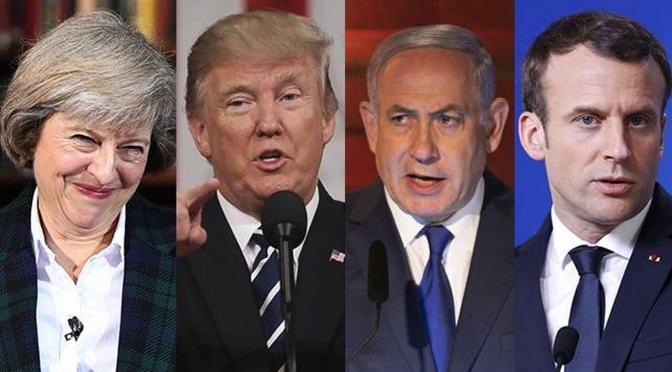 Siria. Santoro (CS): l'umanità in pericolo con Trump, May, Macron e Netanyahu