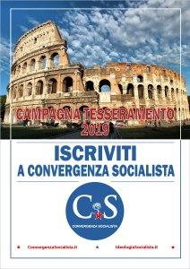 Tesseramento 2019 Roma