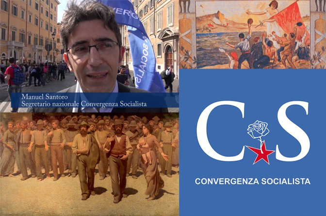 Inizia il tesseramento a Convergenza Socialista per il 2019